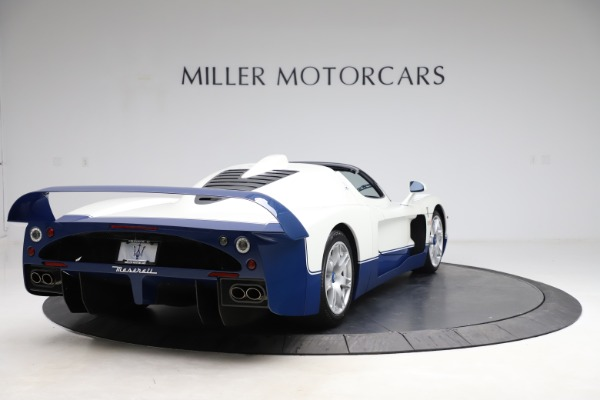 Used 2005 Maserati MC 12 for sale Call for price at Bugatti of Greenwich in Greenwich CT 06830 7