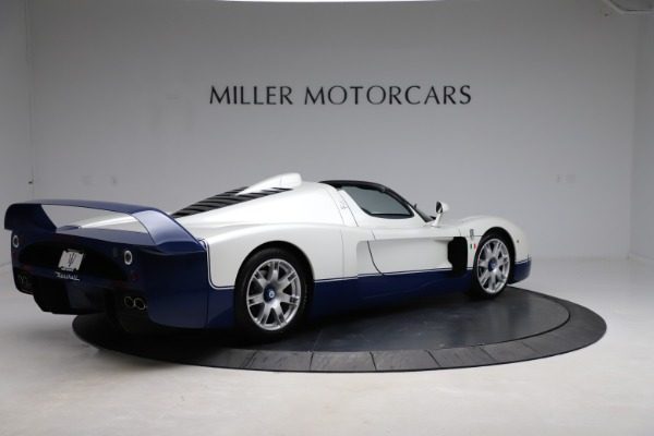Used 2005 Maserati MC 12 for sale Call for price at Bugatti of Greenwich in Greenwich CT 06830 8