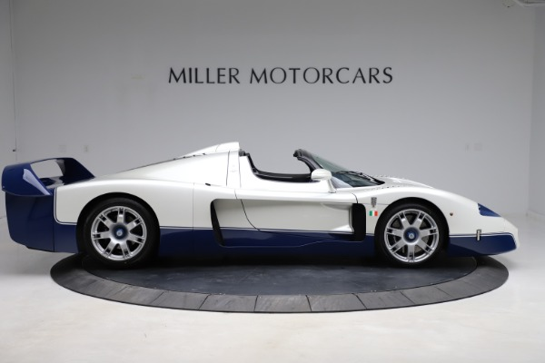 Used 2005 Maserati MC 12 for sale Call for price at Bugatti of Greenwich in Greenwich CT 06830 9