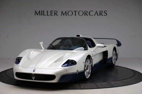 Used 2005 Maserati MC 12 for sale Call for price at Bugatti of Greenwich in Greenwich CT 06830 1