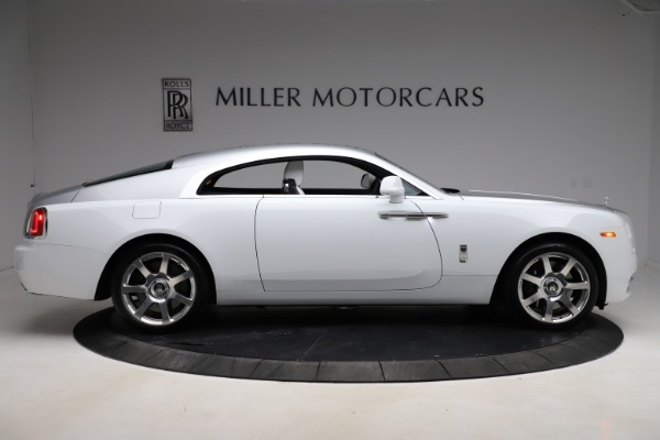 Used 2014 Rolls-Royce Wraith for sale Sold at Bugatti of Greenwich in Greenwich CT 06830 10