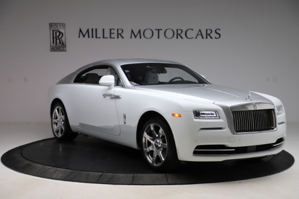 Used 2014 Rolls-Royce Wraith for sale Sold at Bugatti of Greenwich in Greenwich CT 06830 12