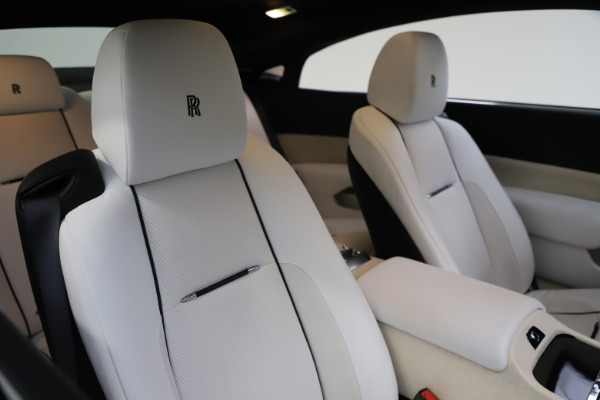 Used 2014 Rolls-Royce Wraith for sale Sold at Bugatti of Greenwich in Greenwich CT 06830 14