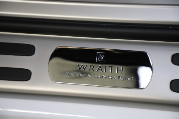 Used 2014 Rolls-Royce Wraith for sale Sold at Bugatti of Greenwich in Greenwich CT 06830 23
