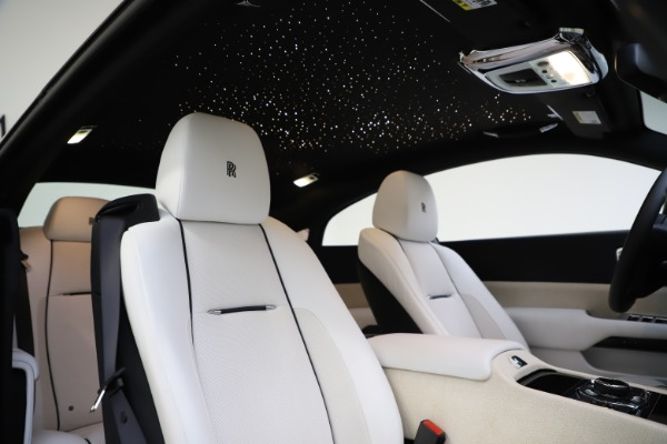 Used 2014 Rolls-Royce Wraith for sale Sold at Bugatti of Greenwich in Greenwich CT 06830 24