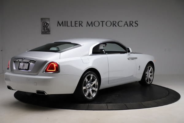 Used 2014 Rolls-Royce Wraith for sale Sold at Bugatti of Greenwich in Greenwich CT 06830 9