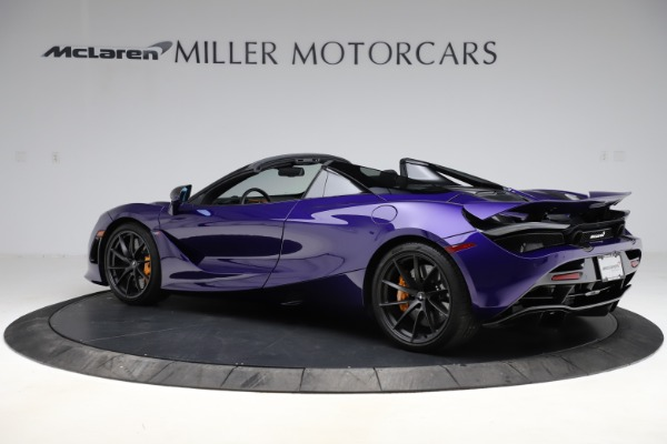 Used 2020 McLaren 720S Spider for sale $324,990 at Bugatti of Greenwich in Greenwich CT 06830 10