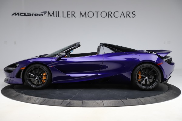 Used 2020 McLaren 720S Spider for sale $324,990 at Bugatti of Greenwich in Greenwich CT 06830 11