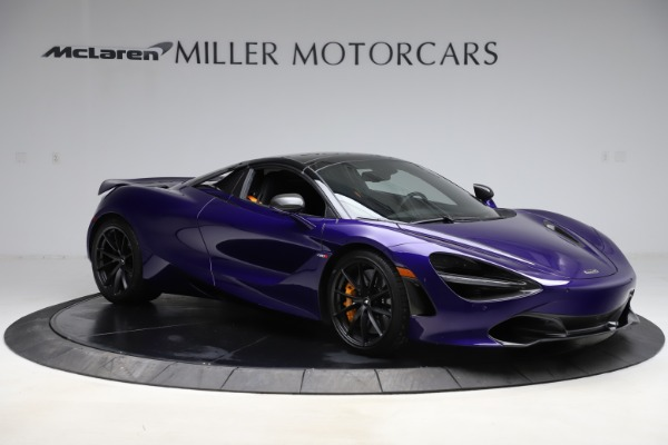 Used 2020 McLaren 720S Spider for sale $324,990 at Bugatti of Greenwich in Greenwich CT 06830 14