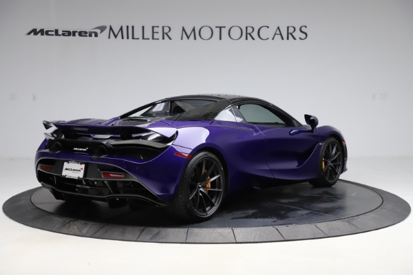 Used 2020 McLaren 720S Spider for sale $324,990 at Bugatti of Greenwich in Greenwich CT 06830 15