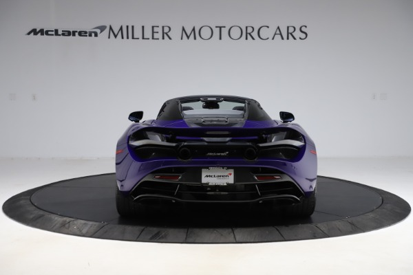 Used 2020 McLaren 720S Spider for sale $324,990 at Bugatti of Greenwich in Greenwich CT 06830 16