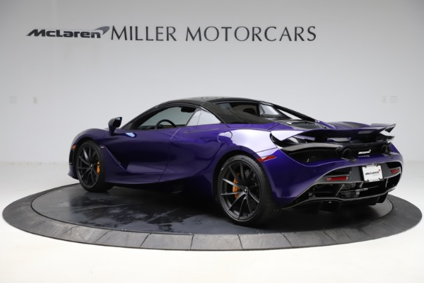Used 2020 McLaren 720S Spider for sale $324,990 at Bugatti of Greenwich in Greenwich CT 06830 17