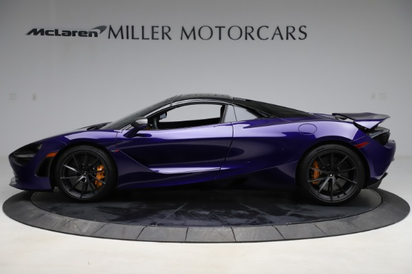 Used 2020 McLaren 720S Spider for sale $324,990 at Bugatti of Greenwich in Greenwich CT 06830 18