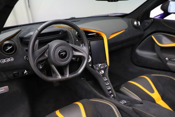 Used 2020 McLaren 720S Spider for sale $324,990 at Bugatti of Greenwich in Greenwich CT 06830 22