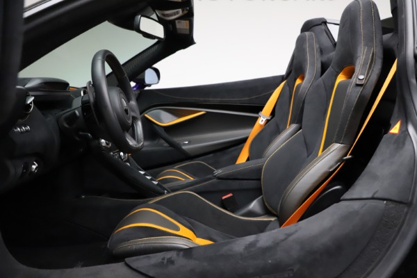 Used 2020 McLaren 720S Spider for sale $324,990 at Bugatti of Greenwich in Greenwich CT 06830 24