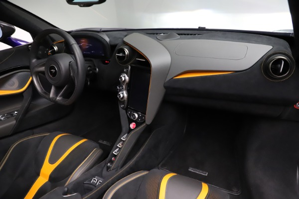 Used 2020 McLaren 720S Spider for sale $324,990 at Bugatti of Greenwich in Greenwich CT 06830 28