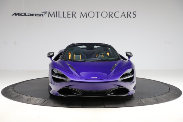 Used 2020 McLaren 720S Spider for sale $324,990 at Bugatti of Greenwich in Greenwich CT 06830 3