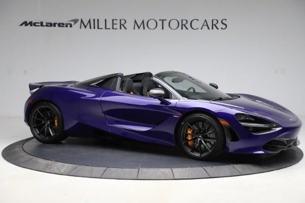 Used 2020 McLaren 720S Spider for sale $324,990 at Bugatti of Greenwich in Greenwich CT 06830 5