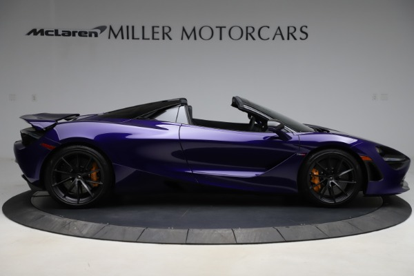 Used 2020 McLaren 720S Spider for sale $324,990 at Bugatti of Greenwich in Greenwich CT 06830 6