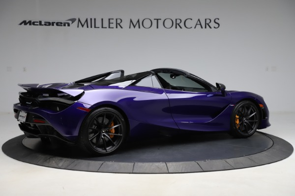 Used 2020 McLaren 720S Spider for sale $324,990 at Bugatti of Greenwich in Greenwich CT 06830 7