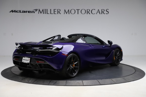 Used 2020 McLaren 720S Spider for sale $324,990 at Bugatti of Greenwich in Greenwich CT 06830 8