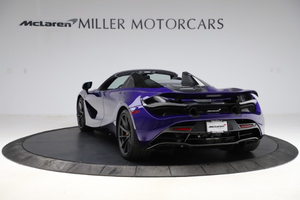 Used 2020 McLaren 720S Spider for sale $324,990 at Bugatti of Greenwich in Greenwich CT 06830 9