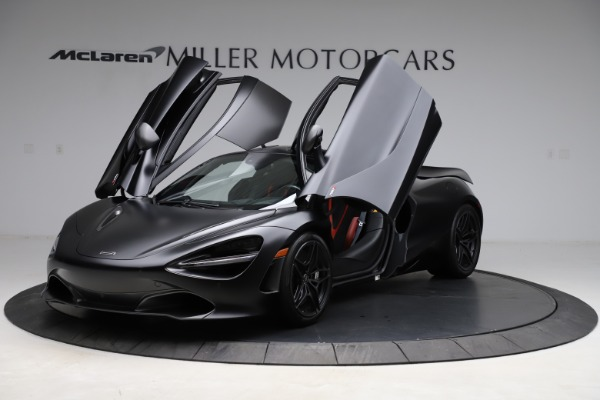 Used 2018 McLaren 720S Performance for sale $239,900 at Bugatti of Greenwich in Greenwich CT 06830 13