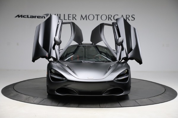 Used 2018 McLaren 720S Performance for sale $239,900 at Bugatti of Greenwich in Greenwich CT 06830 14
