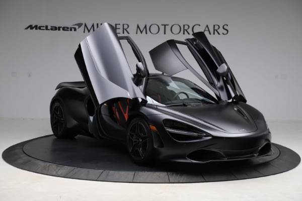 Used 2018 McLaren 720S Performance for sale $239,900 at Bugatti of Greenwich in Greenwich CT 06830 15