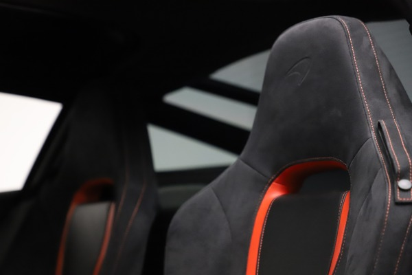 Used 2018 McLaren 720S Performance for sale $239,900 at Bugatti of Greenwich in Greenwich CT 06830 19
