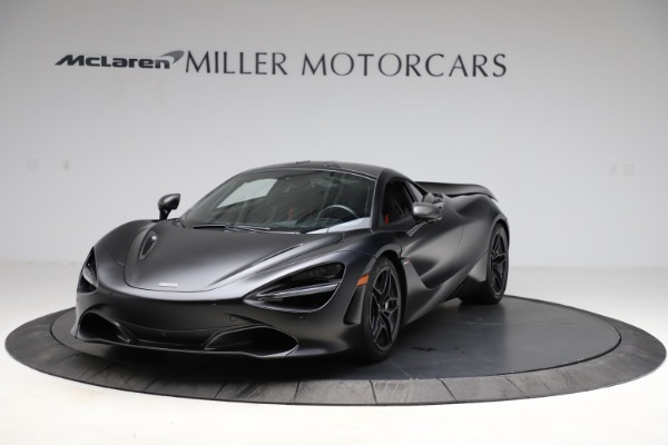 Used 2018 McLaren 720S Performance for sale $239,900 at Bugatti of Greenwich in Greenwich CT 06830 2