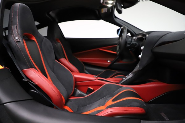 Used 2018 McLaren 720S Performance for sale $239,900 at Bugatti of Greenwich in Greenwich CT 06830 24