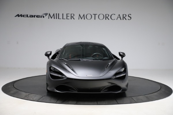 Used 2018 McLaren 720S Performance for sale $239,900 at Bugatti of Greenwich in Greenwich CT 06830 3