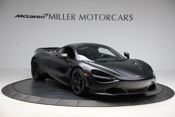 Used 2018 McLaren 720S Performance for sale $239,900 at Bugatti of Greenwich in Greenwich CT 06830 4