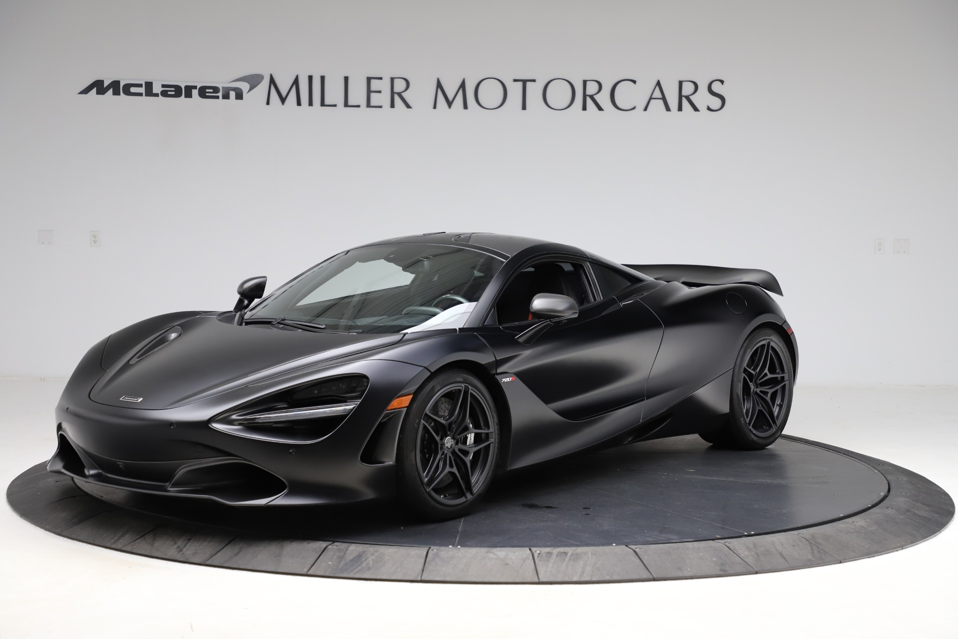Used 2018 McLaren 720S Performance for sale $239,900 at Bugatti of Greenwich in Greenwich CT 06830 1
