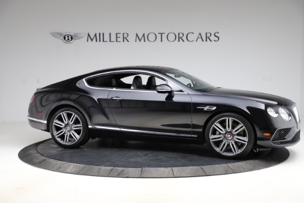 Used 2017 Bentley Continental GT V8 for sale Call for price at Bugatti of Greenwich in Greenwich CT 06830 10