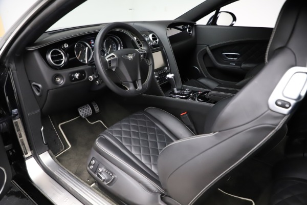 Used 2017 Bentley Continental GT V8 for sale Call for price at Bugatti of Greenwich in Greenwich CT 06830 17