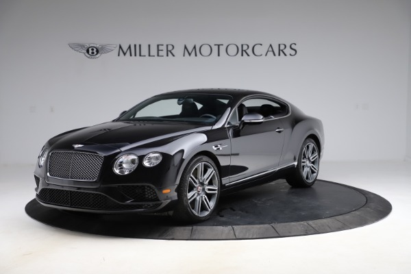 Used 2017 Bentley Continental GT V8 for sale Call for price at Bugatti of Greenwich in Greenwich CT 06830 2