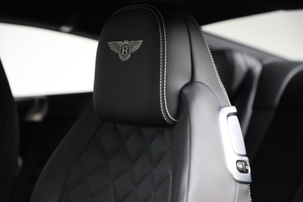 Used 2017 Bentley Continental GT V8 for sale Call for price at Bugatti of Greenwich in Greenwich CT 06830 20