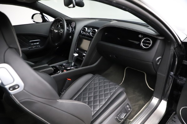 Used 2017 Bentley Continental GT V8 for sale Call for price at Bugatti of Greenwich in Greenwich CT 06830 23