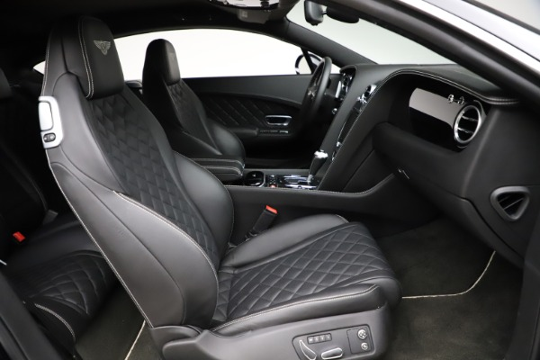 Used 2017 Bentley Continental GT V8 for sale Call for price at Bugatti of Greenwich in Greenwich CT 06830 24