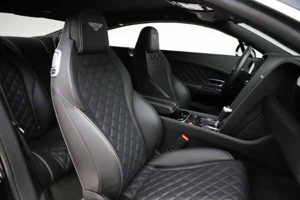 Used 2017 Bentley Continental GT V8 for sale Call for price at Bugatti of Greenwich in Greenwich CT 06830 25