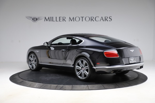 Used 2017 Bentley Continental GT V8 for sale Call for price at Bugatti of Greenwich in Greenwich CT 06830 5