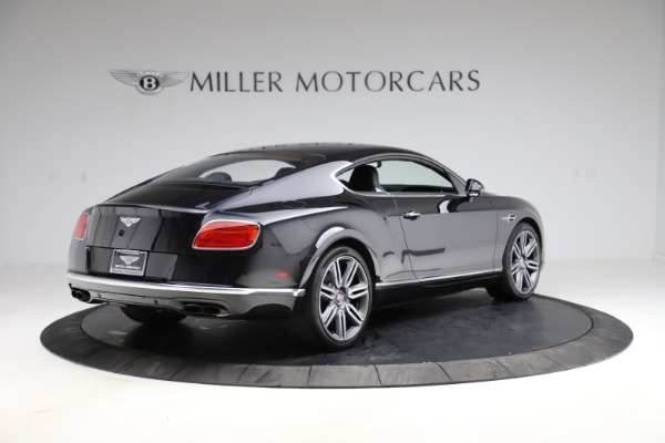 Used 2017 Bentley Continental GT V8 for sale Call for price at Bugatti of Greenwich in Greenwich CT 06830 8