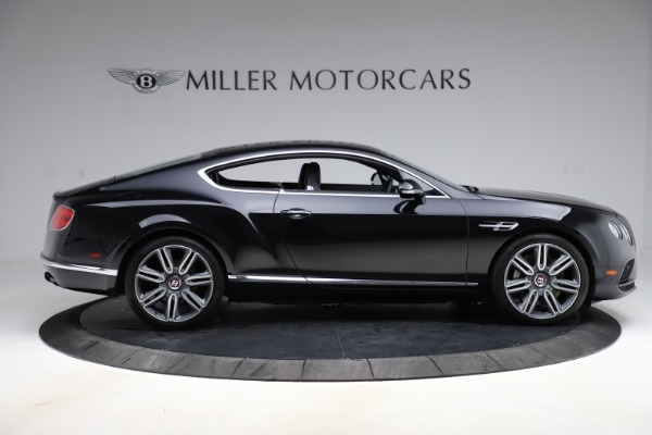 Used 2017 Bentley Continental GT V8 for sale Call for price at Bugatti of Greenwich in Greenwich CT 06830 9