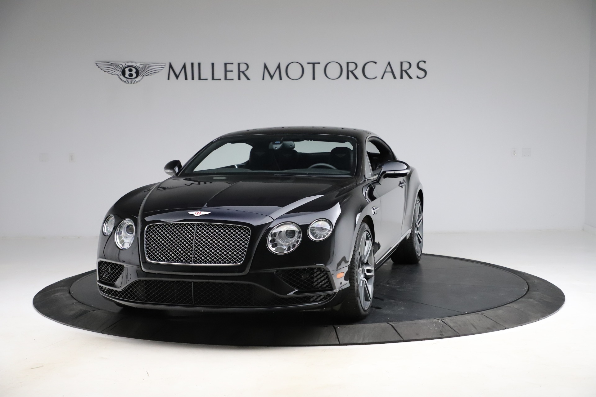 Used 2017 Bentley Continental GT V8 for sale Call for price at Bugatti of Greenwich in Greenwich CT 06830 1