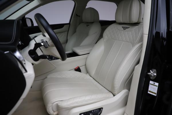 Used 2018 Bentley Bentayga W12 Signature for sale $149,900 at Bugatti of Greenwich in Greenwich CT 06830 20