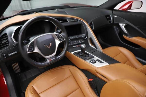 Used 2015 Chevrolet Corvette Z06 for sale $85,900 at Bugatti of Greenwich in Greenwich CT 06830 16
