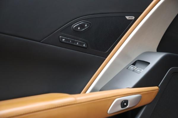 Used 2015 Chevrolet Corvette Z06 for sale $85,900 at Bugatti of Greenwich in Greenwich CT 06830 21