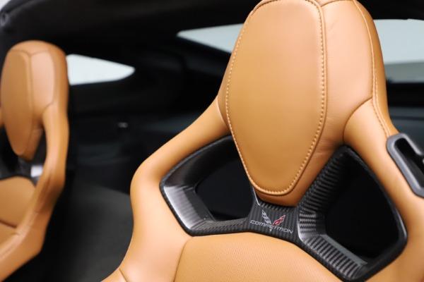 Used 2015 Chevrolet Corvette Z06 for sale $85,900 at Bugatti of Greenwich in Greenwich CT 06830 22